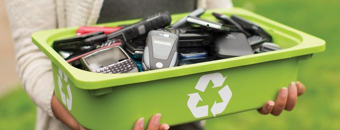 Aprende A reciclar tu viejo móvil Para Una Causa Mejor